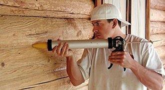 Герметик для деревянного дома Energy Seal