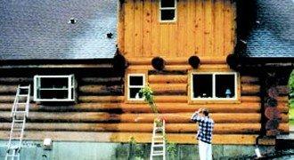 Очищающее средство Wood Renew