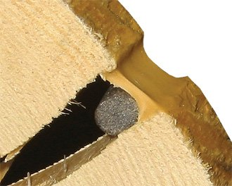 Акриловый герметик для дерева Check Mate 2